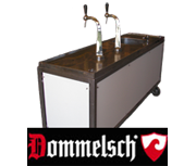 Barpakket Dommelsch 50 liter