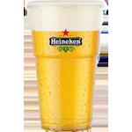 Doos Heineken bierbekers 20/25cl  1250 stuks