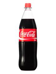Krat  Coca cola  12 x 1 ltr