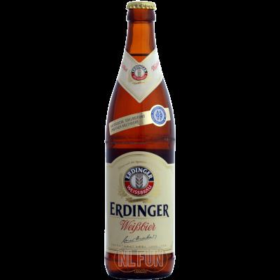 Flesje Erdinger Weiss