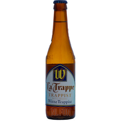 Flesje La Trappe Witte Trappist