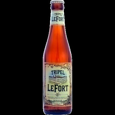 Flesje Le Fort Tripel