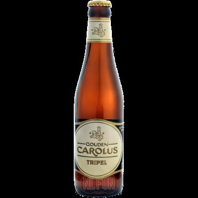Flesje Gouden Carolus Tripel