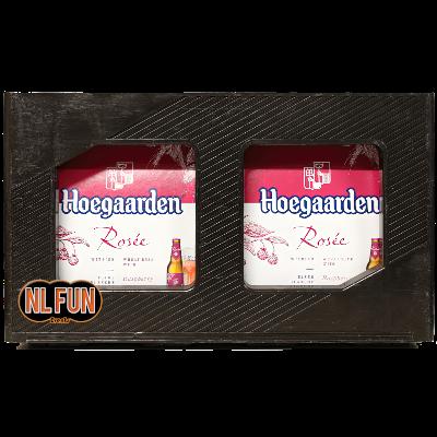Krat Hoegaarden Rosé 24 x 0,3 ltr