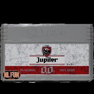 Krat Jupiler 0.0   24 x 0,25 ltr