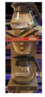 Koffieapp. 2 kan