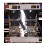 Koffiezetter twin