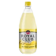 Fles Royal Club Bitter Lemon  1 liter