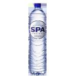 Fles Spa blauw  1.5 liter