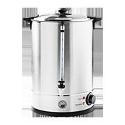 Warm waterboiler
