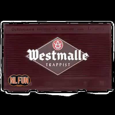 Krat Westmalle Dubbel